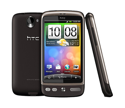 Factory Unlock Your HTC Desire