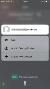 how to open existing gmail on iphone se