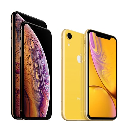 iPhone XS Max XR